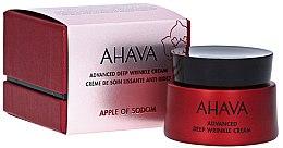 Kup Zaawansowany krem przeciw głębokim zmarszczkom - Ahava Apple Of Sodom Advanced Deep Wrinkle Cream