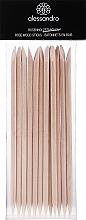 Kup Patyczki z palisandru do odsuwania skórek - Alessandro International Rose Wood Sticks