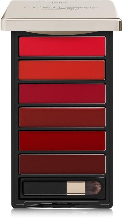 Paletka szminek do ust - L'Oreal Paris Color Riche La Palette