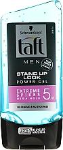 Kup Żel do włosów dla mężczyzn - Schwarzkopf Taft Looks Stand Up Look Power Gel Extreme Spikes
