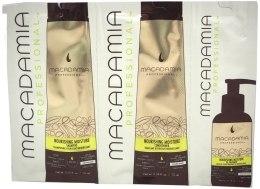 Kup Zestaw próbek - Macadamia Professional Nourishing Moisture (shmp/10ml + cond/10ml + mask/5ml)