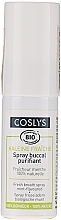 Kup Spray do odświeżania jamy ustnej z organiczną miętą - Coslys