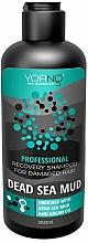 Kup Odbudowujący szampon do włosów zniszczonych z błotem z Morza Martwego - Yofing Dead Sea Mud Recovery Shampoo For Damage Hair