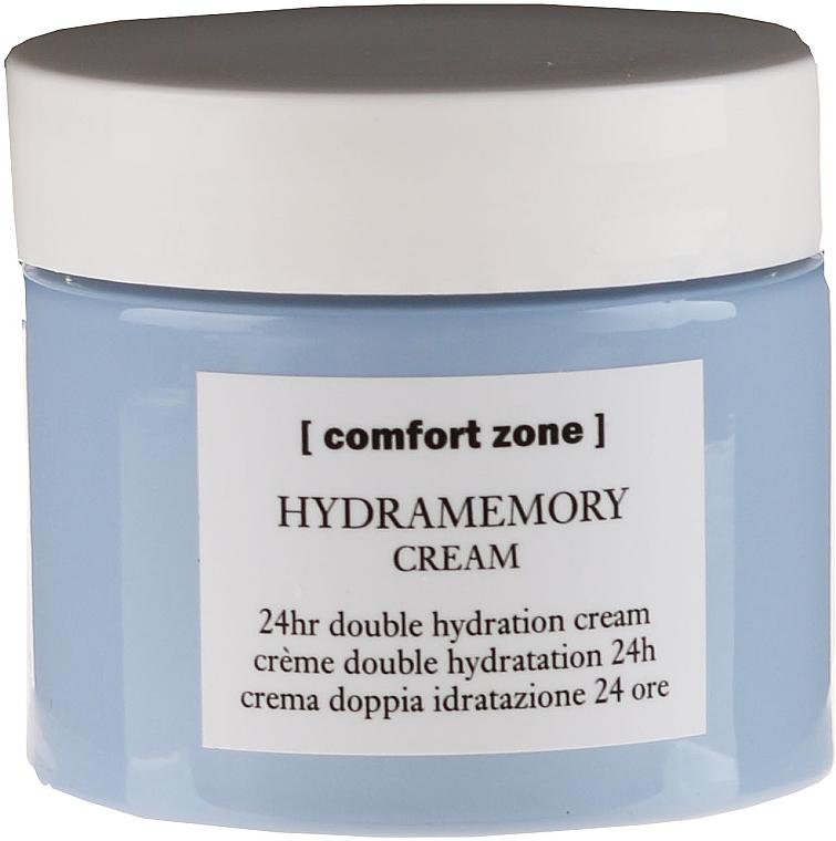 PRZECENA! Żelowy krem nawilżający do twarzy - Comfort Zone Hydramemory Cream-Gel * — фото N2