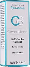 Kup PRZECENA! Multifunkcyjny korektor do twarzy - Exuviance Cover Blend Multi-Function Concealer *