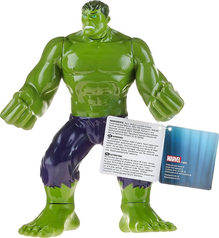 Płyn do kąpieli i pod prysznic dla dzieci - Admiranda Hulk  — фото N2