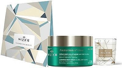 Zestaw Dermalogica do twarzy - Nuxe Nuxuriance Gift Set (cr/200ml + candle/1pc) — фото N1