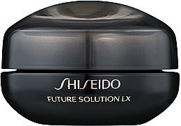 Kup Regenerujący krem do skóry wokół oczu i ust - Shiseido Future Solution LX Eye And Lip Contour Regenerating Cream