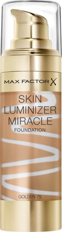 Podkład rozświetlający do twarzy - Max Factor Skin Luminizer Miracle Foundation