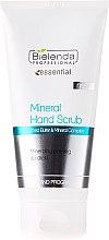 Kup Mineralny peeling do dłoni - Bielenda Professional Mineral Hand Scrub