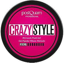 Kup Żel dający efekt mokrych włosów - PostQuam Extraordinhair Crazy Style Wet Look Fluid Gel