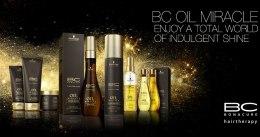 Olejek do włosów normalnych i przetłuszczających się - Schwarzkopf Professional BC Bonacure Oil Miracle Finishing Treatment — фото N6