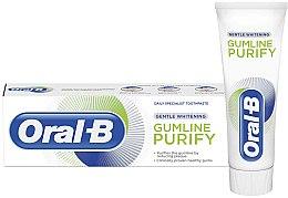 Kup Pasta do zębów - Oral-B Gumline Purify Gentle Whitening Toothpaste