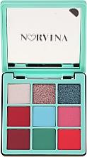 Kup Paletka cieni do powiek - Anastasia Beverly Hills Norvina Pro Pigment Mini №3