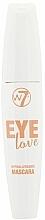 Kup Hipoalergiczny tusz do rzęs - W7 Eye Love Hypoallergenic Mascara