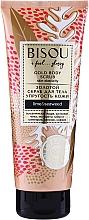 Kup Peeling do ciała ze złotymi drobinkami - Bisou Lime&Marine Alga Gold Body Scrub