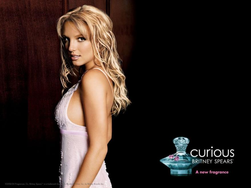 Curious Britney Spears - Woda perfumowana (tester bez nakrętki) — фото N2
