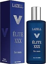 Kup Lazell Elite XXX For Men - Woda toaletowa
