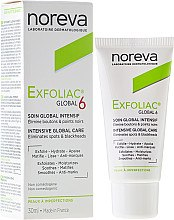 Kup Krem do twarzy przeciw niedoskonałościom - Noreva Exfoliac Global 6 Intensive Global Care