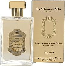 Kup La Sultane de Saba Fleur d'Oranger Orange Blossom - Woda perfumowana