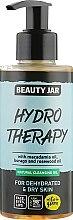 Kup Oczyszczający olejek do odwodnionej skóry twarzy - Beauty Jar Natural Cleasing Oil Hydro Therapy