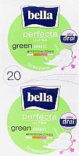 Kup Podpaski Perfecta Green Drai Ultra, 2x10 szt. - Bella