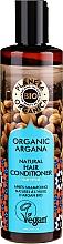 Kup Naturalna regenerująca odżywka do włosów osłabionych i zniszczonych z olejem arganowym i tymiankiem - Planeta Organica Organic Argana Natural Hair Conditioner