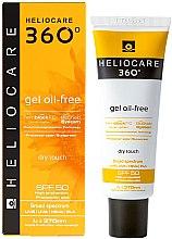 Kup Przeciwsłoneczny krem do ciała z filtrem SPF 50 - Cantabria Labs Heliocare 360 Gel Oil-Free Dry Touch