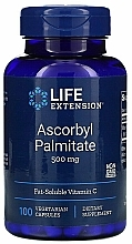 Kup Suplement diety palmitynian askorbylu - Life Extension Ascorbyl Palmitate, 500 mg