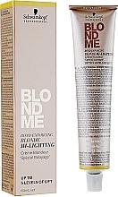 Kup Rozjaśniający krem koloryzujący do włosów blond - Schwarzkopf Professional BlondMe Hi-Lighting