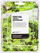 Kup Oczyszczająca maska do twarzy na tkaninie Jarmuż - Superfood For Skin Purifying Sheet Mask