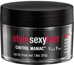 Kup Wosk do włosów - SexyHair StyleSexyHair Control Maniac Styling Wax