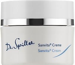 Kup Kojący krem do twarzy - Dr. Spiller Sanvita Cream