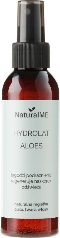 Hydrolat Aloes - NaturalME