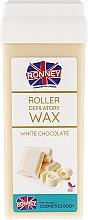 Kup Wosk do depilacji Biała czekolada - Ronney Professional Wax Cartridge White Chocolate