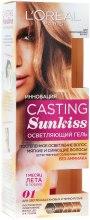 Kup Żel stopniowo rozjaśniający włosy - L'Oreal Paris Casting Sunkiss