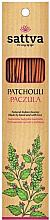 Kup Naturalne indyjskie kadzidła Paczula - Sattva Patchouli