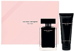 Kup Narciso Rodriguez For Her - Zestaw (edt 50 ml + b/lot 75 ml)