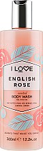 Kup Żel pod prysznic Angielska róża - I Love... English Rose Body Wash