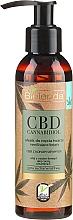 Kup Nawilżająco-kojący olejek do mycia twarzy CBD z konopi siewnych - Bielenda CBD Cannabidiol Oil