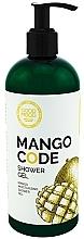 Kup Nawilżający żel pod prysznic do skóry normalnej z mango - Good Mood Mango Code Shower Gel