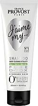 Kup PRZECENA! Głęboko oczyszczający szampon rewitalizujący z węglem do zestresowanych włosów - Franck Provost Paris Jaime My Pure D-Tox Shampoo*