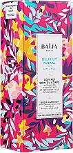 Kup Zestaw - Baija Delirium Floral (b/cream/75ml + sh/gel/100ml + b/scr/60g)