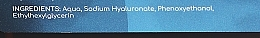 1% kwas hialuronowy - Mohani Natural Spa — фото N3