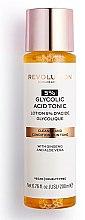 Kup Oczyszczający tonik do twarzy - Makeup Revolution Skincare 5% Glycolic Acid Tonic