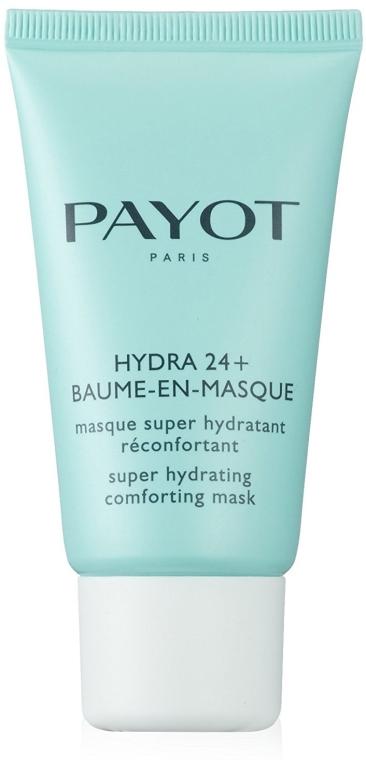 Nawilżająca maseczka do twarzy - Payot Hydra 24 Super Hydrating Comforting Mask