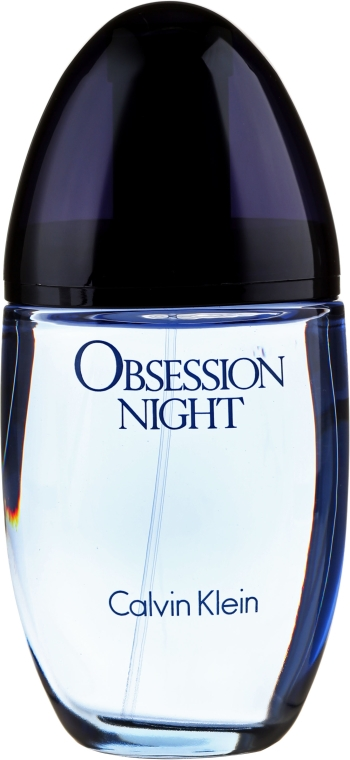 Calvin Klein Obsession Night For Women - Woda perfumowana — фото N1