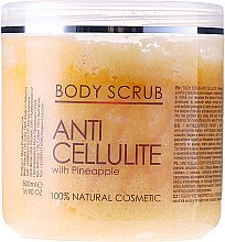Antycellulitowy peeling do ciała Ananas - Sezmar Collection Professional Body Scrub Anti Cellulite With Pineapple — фото N1
