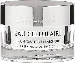 Nawilżający żel do twarzy - Institut Esthederm Cellular Fresh Moisturizing Gel — фото N2