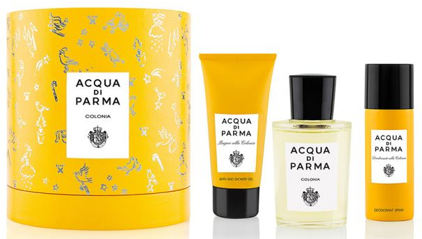 Acqua Di Parma Colonia - Zestaw (edc/100ml + sh/gel/75ml + deo/50ml)